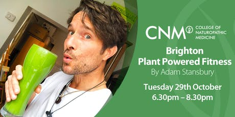 CNM Brighton - Plant Powered Fitness tickets