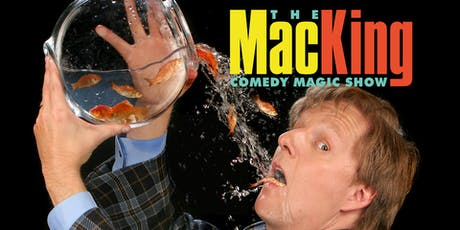 The Mac King Comedy Magic Show tickets