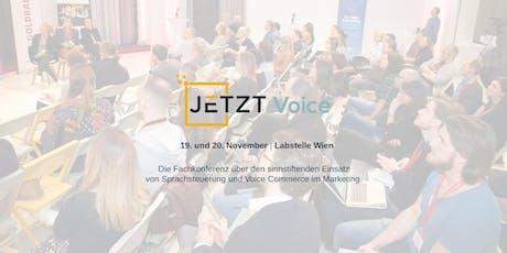 JETZT Voice Tickets