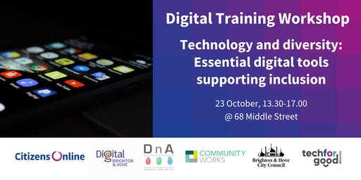 Technology and diversity: Essential digital tools supporting inclusion