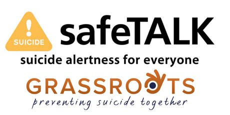 safeTALK: Suicide Alertness For Everyone tickets