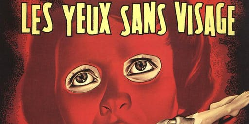 Ciné-Club - Les Yeux sans visage (Eyes Without a Face)