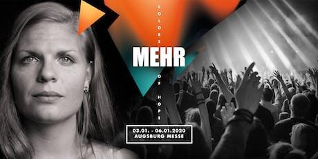Tagestickets MEHR 2020 - MEHRauditorium tickets