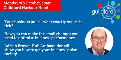 Your business pulse - what makes it tick