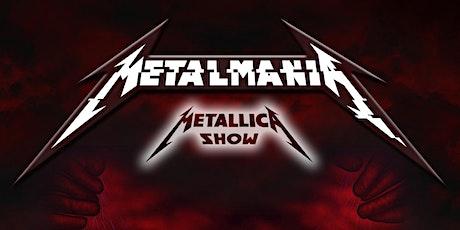 Metalmania - Metallica Show (Valencia) entradas