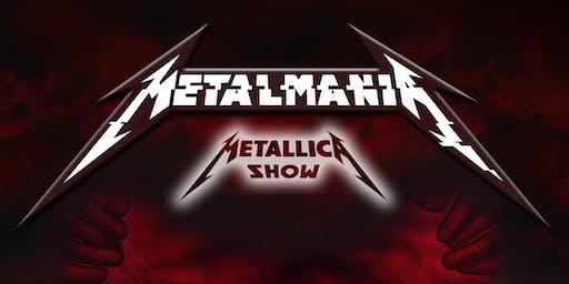 Metalmania - Metallica Show (Valencia)