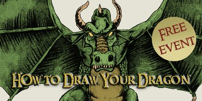 How To Draw Your Dragon (FREE WORKSHOP!)