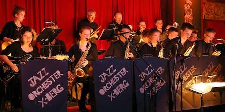 Jazz Orchester X-Berg – 3. Swing-Nacht Tickets