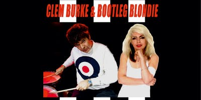 Clem Burke with Bootleg Blondie