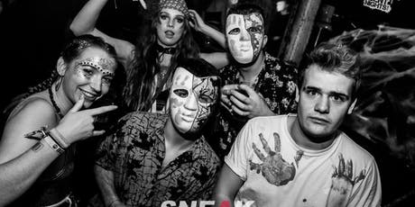 Sneak Halloween Rave at Corsica Studios tickets