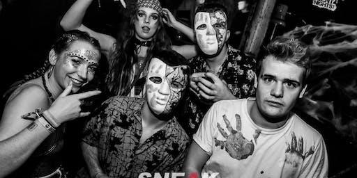 Sneak Halloween Rave at Corsica Studios