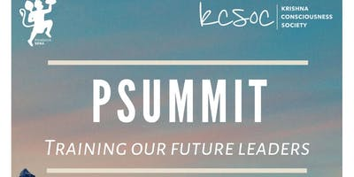 PSummit - Training Our Future Leaders