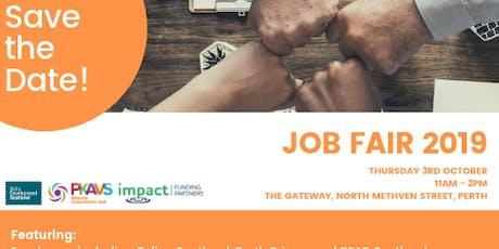 Job Fair 2019 tickets