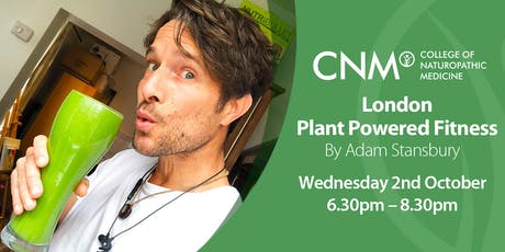 CNM London - Plant Powered Fitness tickets