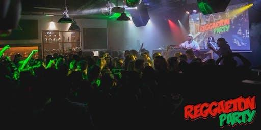 Reggaeton Party (Edinburgh) October 2019