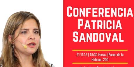Conferencia de Patricia Sandoval, ex enfermera de Planned Parenthood tickets