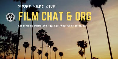 Short Films Club go to... the pub? or for a coffee? or even - the cinema?