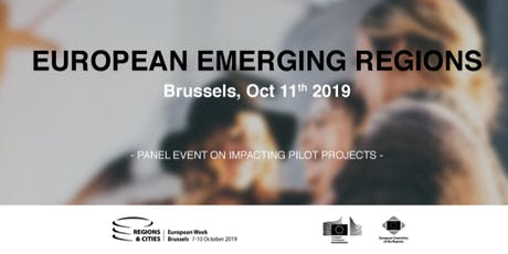 EUROPEAN EMERGING REGIONS, event on impacting pilot projects tickets