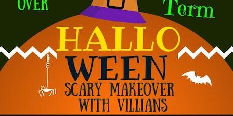Halloween Spooky Make Overs tickets