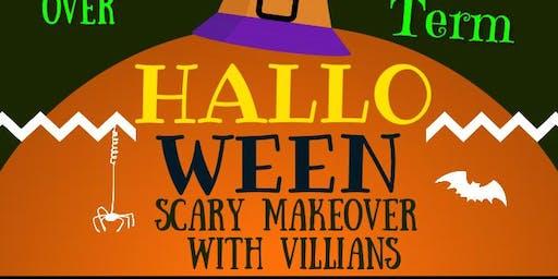 Halloween Spooky Make Overs