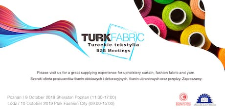 Turk Fabric B2B Meetings tickets