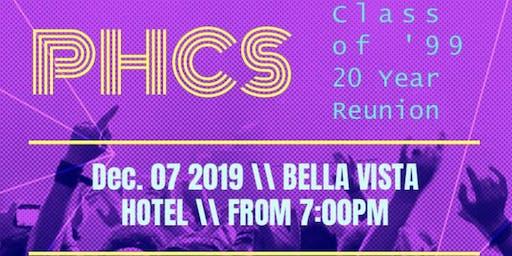 PHCS 20 Year Reunion