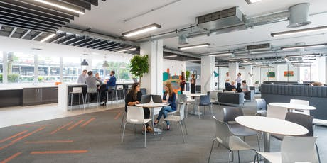 Free Workspace Wednesdays - Trafford House tickets