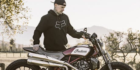 Good Ride Rally with Carey Hart to benefit Infinite Hero Foundation tickets