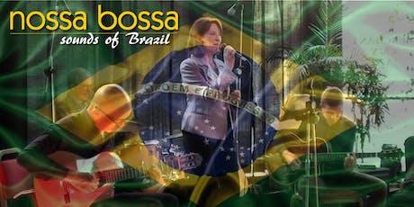Nossa Bossa - sounds of Brazil tickets