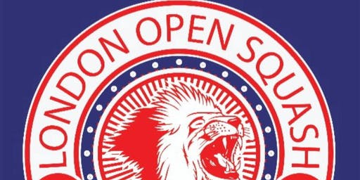 PSA London Open Squash 2019 Men & Women