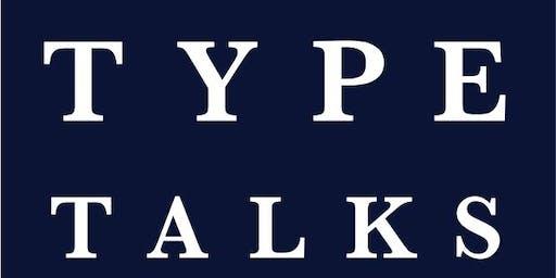 BCU Type Talks: Patrick Thomas