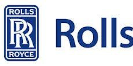 Rolls Royce Employer Talk tickets