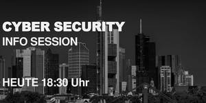 CYBER SECURITY - Info Session