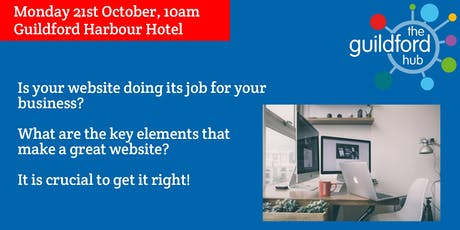 Is your website doing its job? tickets