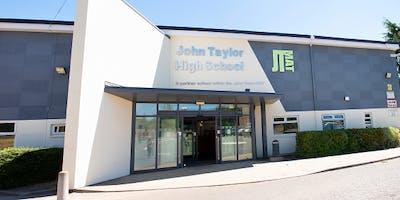 John Taylor High School Open Evening