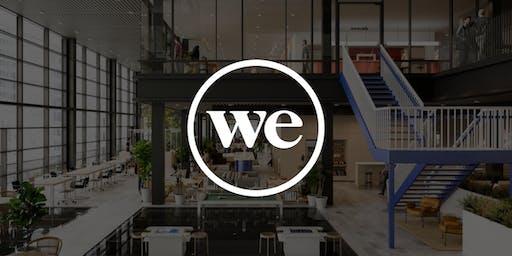Företagsbesök hos WeWork