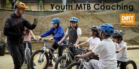 Youth MTB Coaching tickets