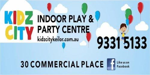 $5.00 Play Centre Entry
