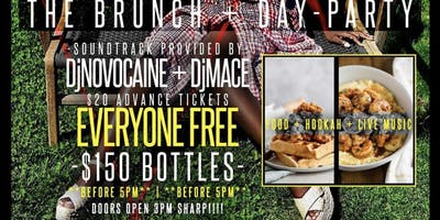 Sugarland Sunday Brunch & Dayparty
