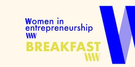 Women in Entrepreneurship Breakfast Malmö – 16th of October @Topp Design & Innovation  tickets