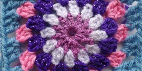 Crochet/Beginners Intermediate  tickets
