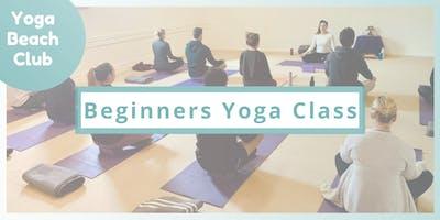Beginners Yoga Class | indoor