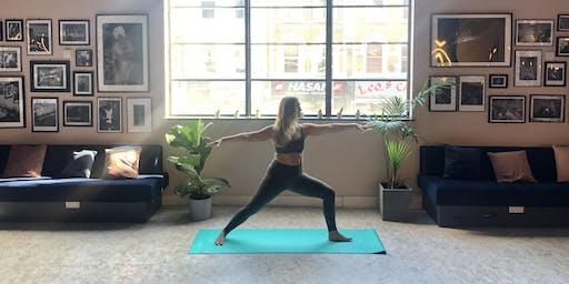 Yoga & Breakfast with Kala Yoga