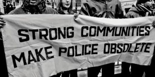 We all deserve safety: resisting police, prisons and secure schools