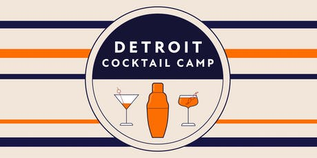 Detroit Cocktail Camp: Drink the Halls at Ann Arbor Distilling Company tickets