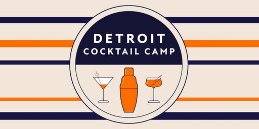 Detroit Cocktail Camp: International Holiday Drinks at Two James