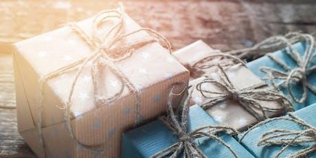 Kurs Nr. 1137 Weihnachtsgeschenke aus Gips – für Kids Tickets