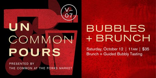 UnCommon Pours V07: Brunch + Bubbles