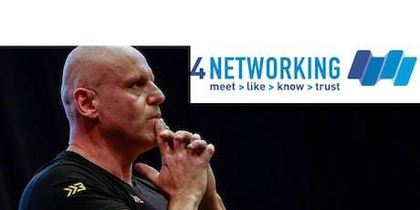 4 Networking Verwood tickets