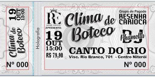 CLIMA DE BUTECO